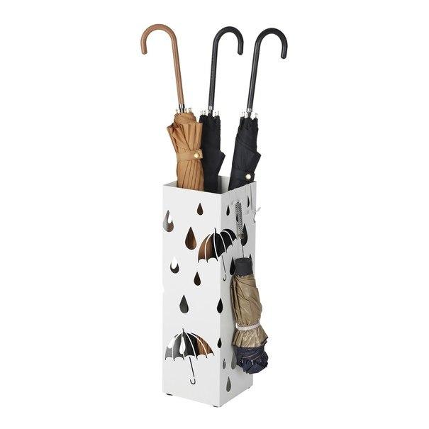 Stojan na deštníky LUC49 bílá 3