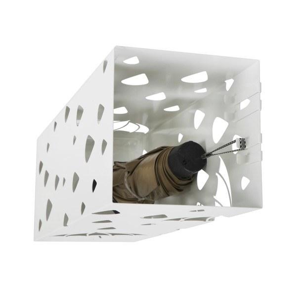 Stojan na deštníky LUC49 bílá 4
