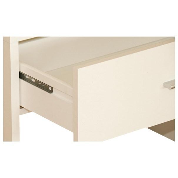 Odkládací stolek MAJA bílá 2