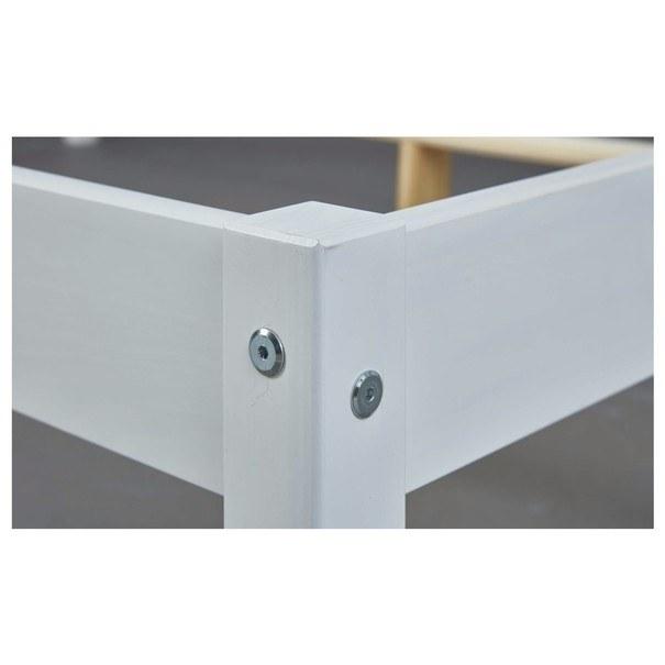 Posteľ  MALLI biela, 90x200 cm 6