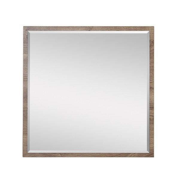 Zrcadlo MANHATTAN dub havelland cognac 1