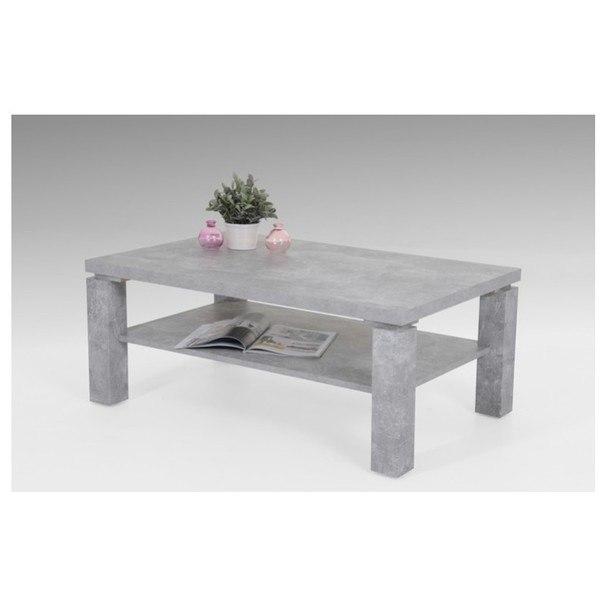 Konferenčný stolík MARVIN sivá 1