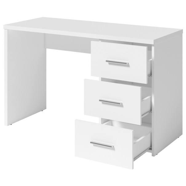 Psací stůl MASSA bílá 2