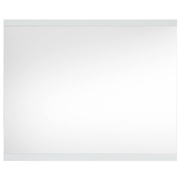 Nástenné zrkadlo MATADERO biela 1
