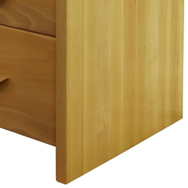 Noční stolek MEGAN buk 3