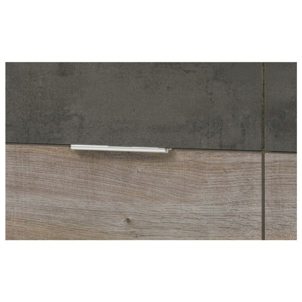 Komoda MERWIN dekor dub/beton 3