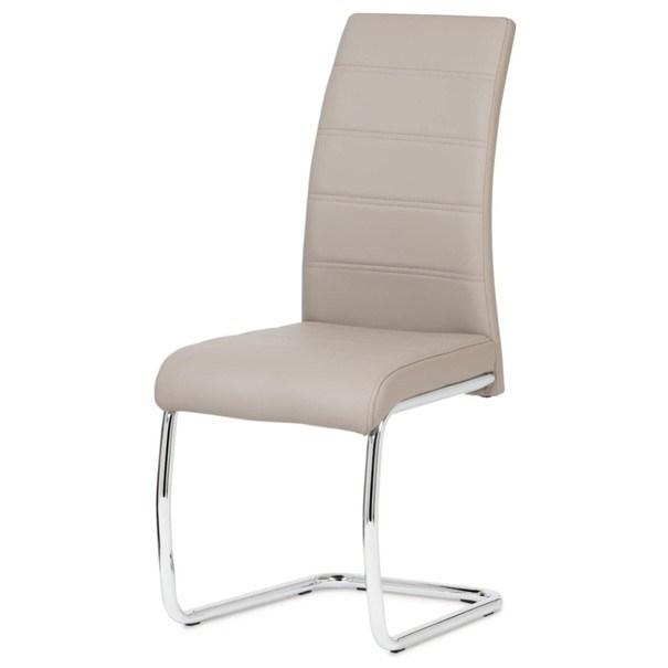 Jídelní židle MIA hnědá 1