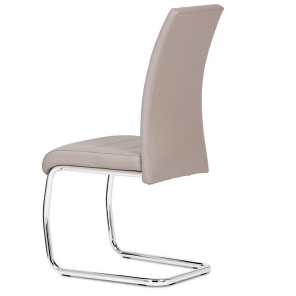 Jedálenská stolička MIA hnedá 4