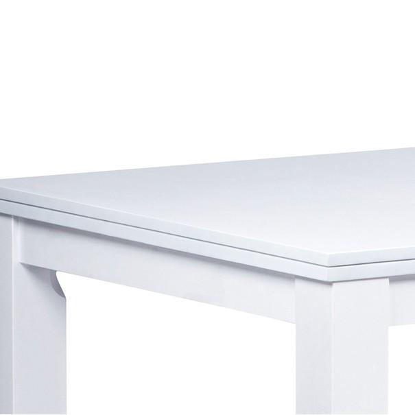 Jídelní stůl MICHAL 1 bílá 2