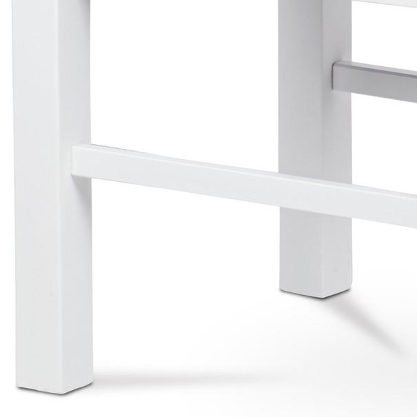 Jídelní židle MICHALA 1 bílá/písková 10