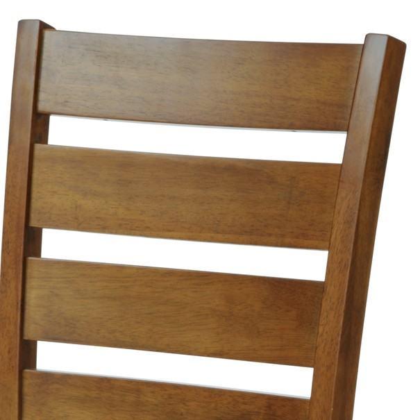 Jídelní židle MICHALA 1 ořech/písková 3