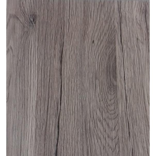 Nástěnný panel MILANO  bílá vysoký lesk/dub sanremo 4