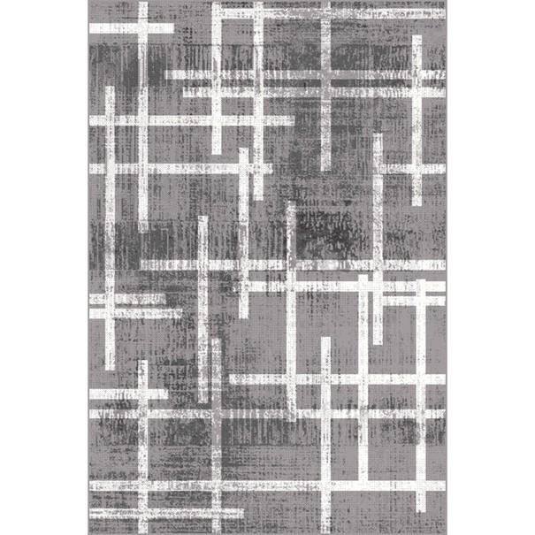Sconto Koberec MIRA 2 160x230 cm, šedá - nábytek SCONTO nábytek.cz