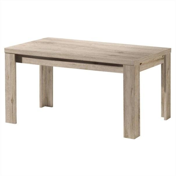 Jedálenský stôl MONZA/160 dub sanremo 1