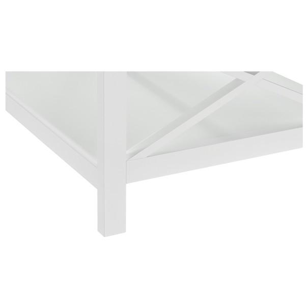 Konferenční stolek MOSI bílá 5