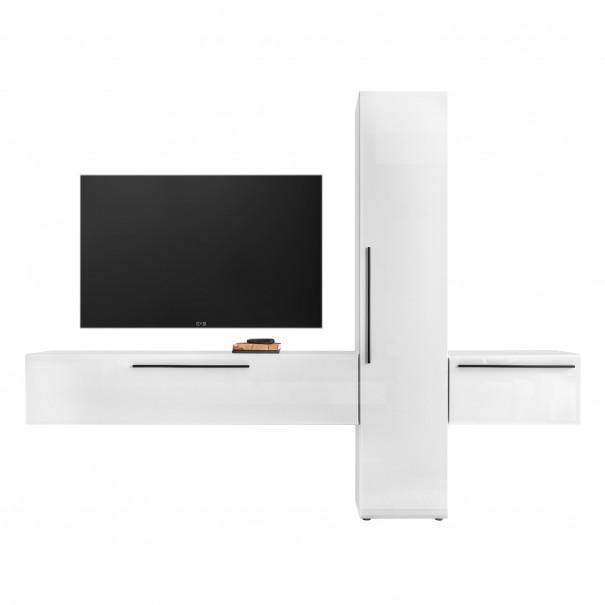 Sconto Obývacia stena NEW VISION 15 biela