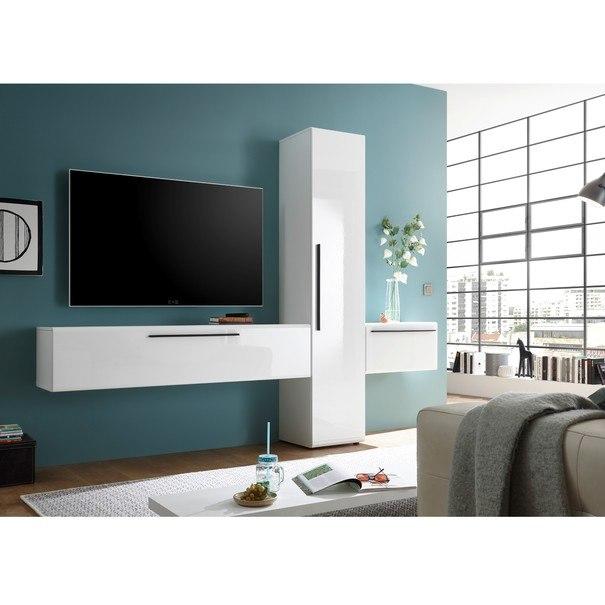 Obývací stěna NEW VISION 15 bílá 2