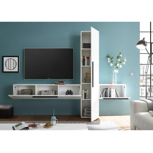 Obývací stěna NEW VISION 15 bílá 4