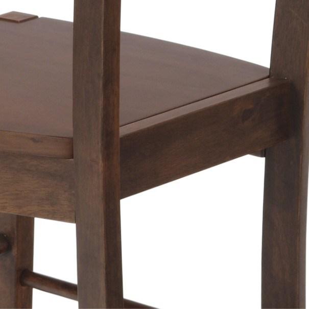 Jídelní židle NIKITA ořech 5