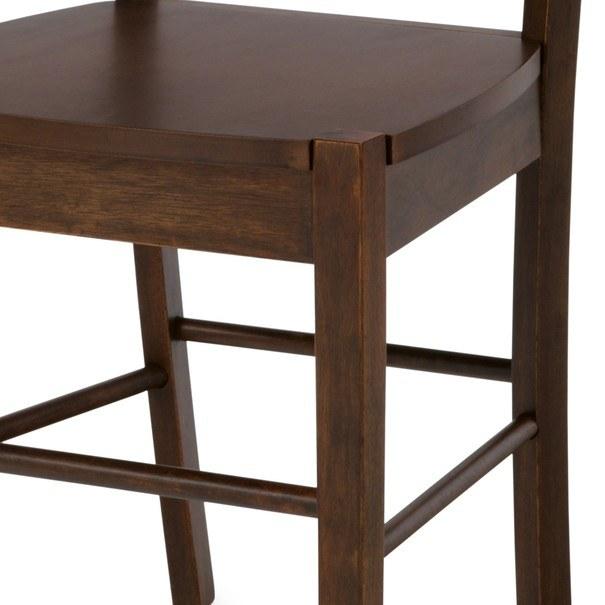 Jídelní židle NIKITA ořech 6