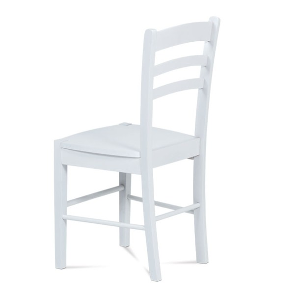 Jedálenská stolička NIKITA biela 2