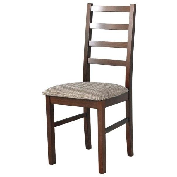 Jedálenská stolička NILA 8 hnedá 1