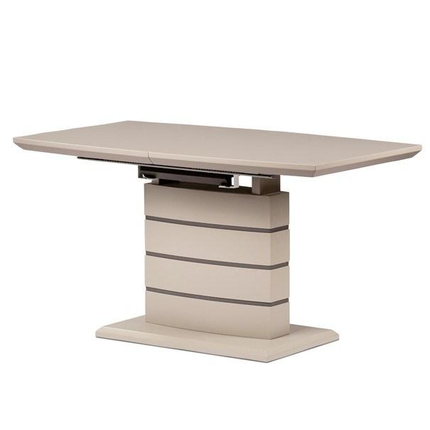 Jídelní stůl NOAH cappuccino/šedá 1