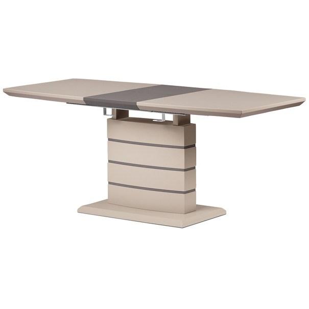 Jídelní stůl NOAH cappuccino/šedá 8