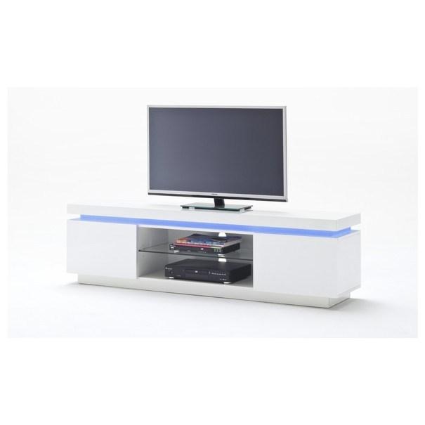 TV stolek NOEL 1 bílá 4