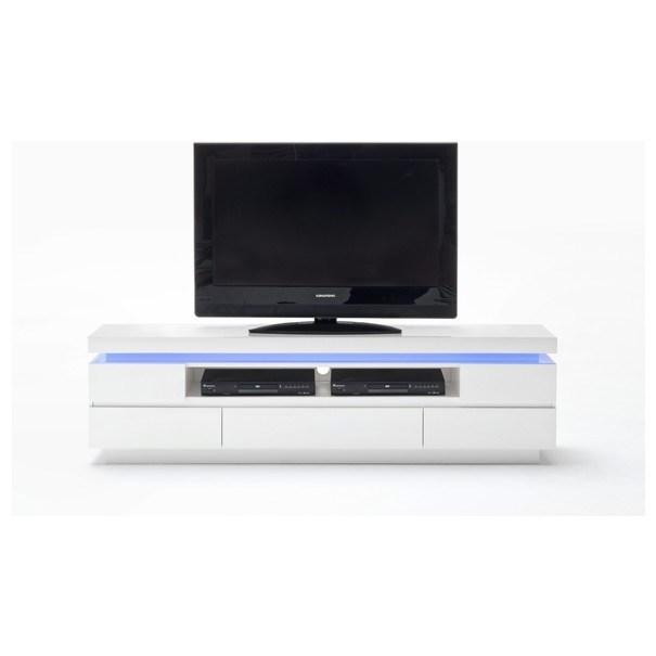 TV stolek NOEL 2 bílá 4
