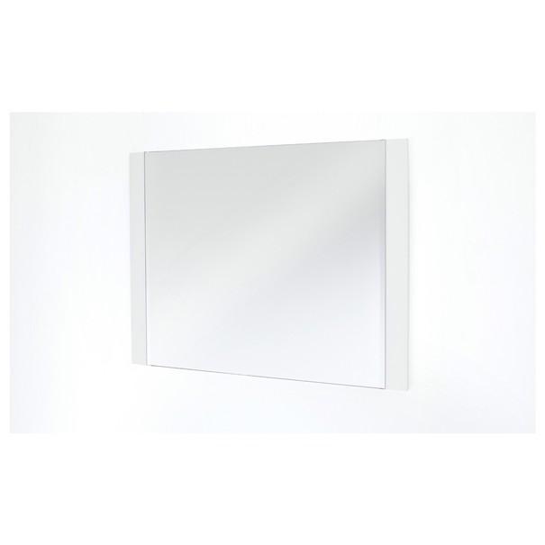 Zrkadlo NOEL biela vysoký lesk 1