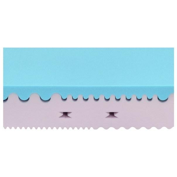 Matrace  NORDKAPP MEMORY  výška 15 cm 3