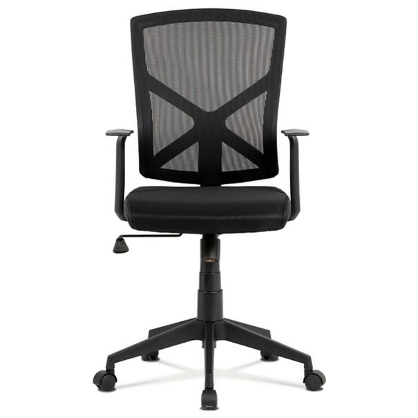 Kancelářská židle NORMAN černá 2