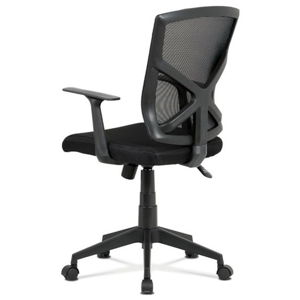 Kancelářská židle NORMAN černá 4