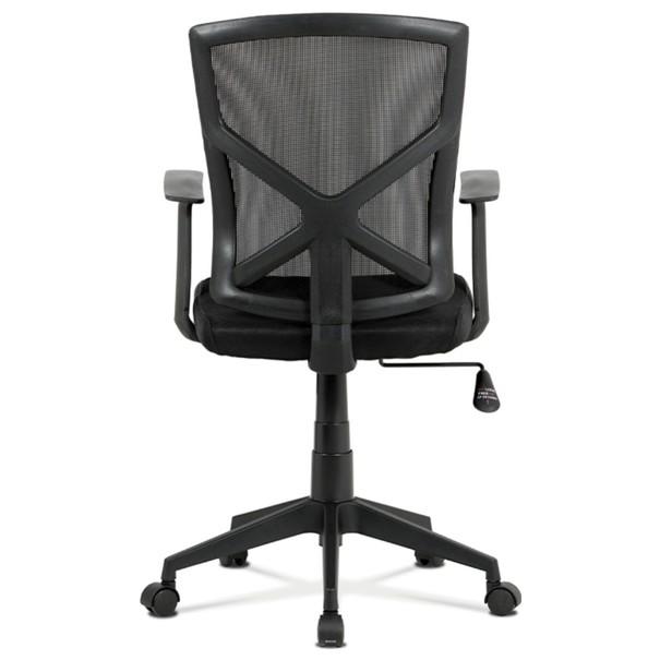 Kancelářská židle NORMAN černá 5