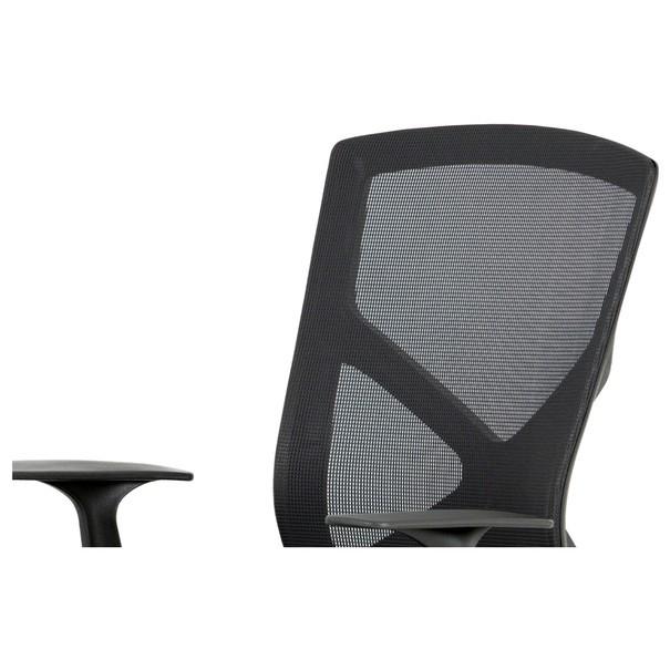 Kancelářská židle NORMAN černá 6