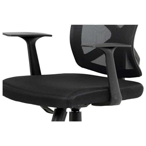 Kancelářská židle NORMAN černá 7