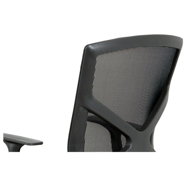 Kancelářská židle NORMAN černá 8