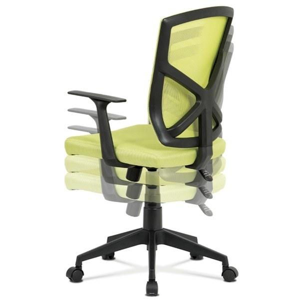 Kancelářská židle NORMAN zelená 6