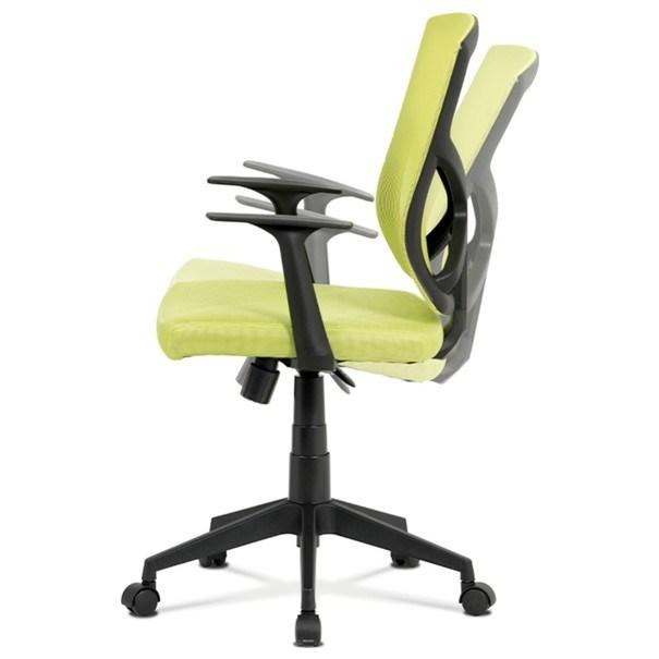 Kancelářská židle NORMAN zelená 7