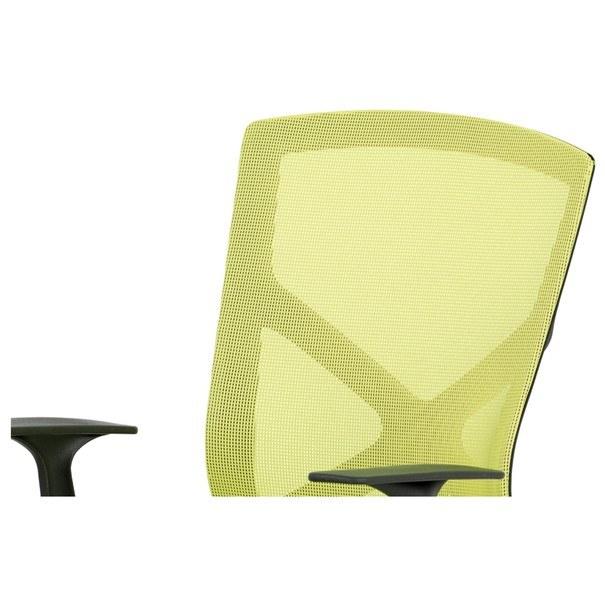 Kancelářská židle NORMAN zelená 8