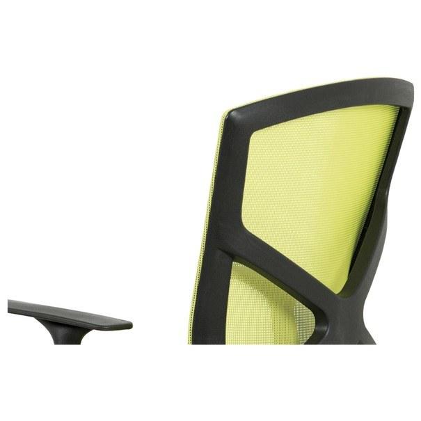 Kancelářská židle NORMAN zelená 10