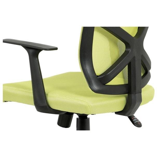 Kancelářská židle NORMAN zelená 11