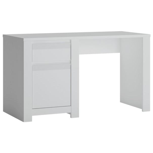 Psací stůl NOVI bílá 1
