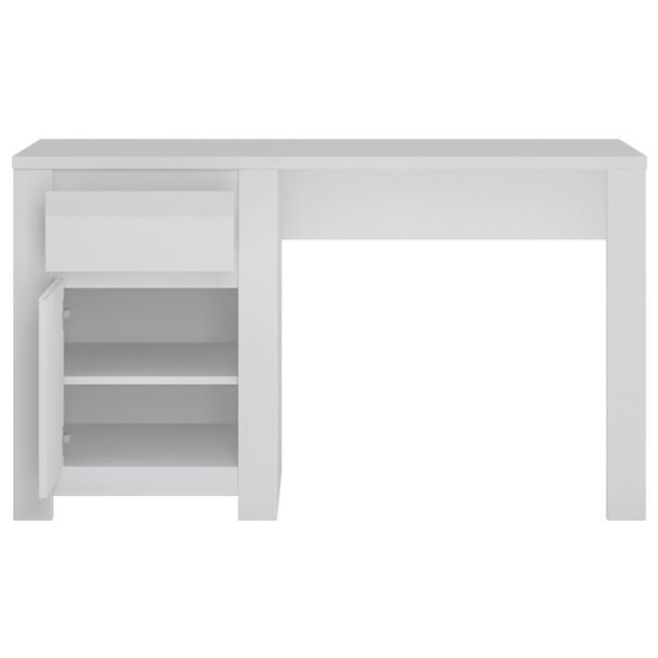 Psací stůl NOVI bílá 4