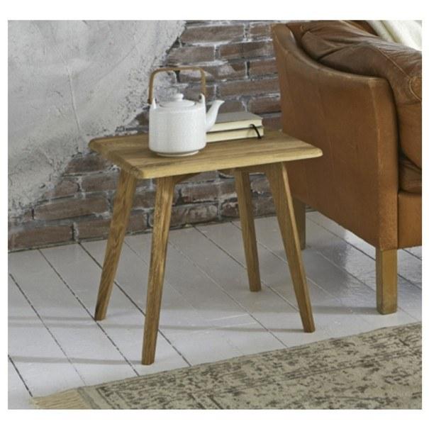 Prístavný stolík OLANDO 7 dub 2