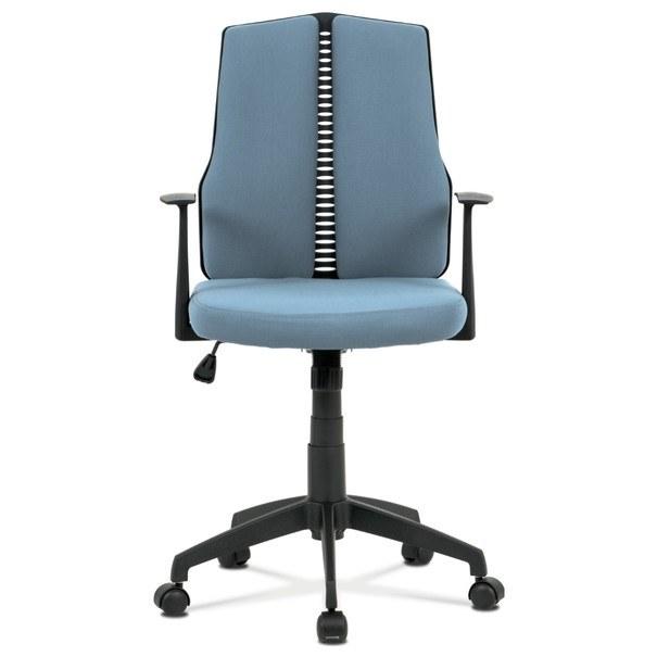 Kancelářská židle OLIVER modrá 2