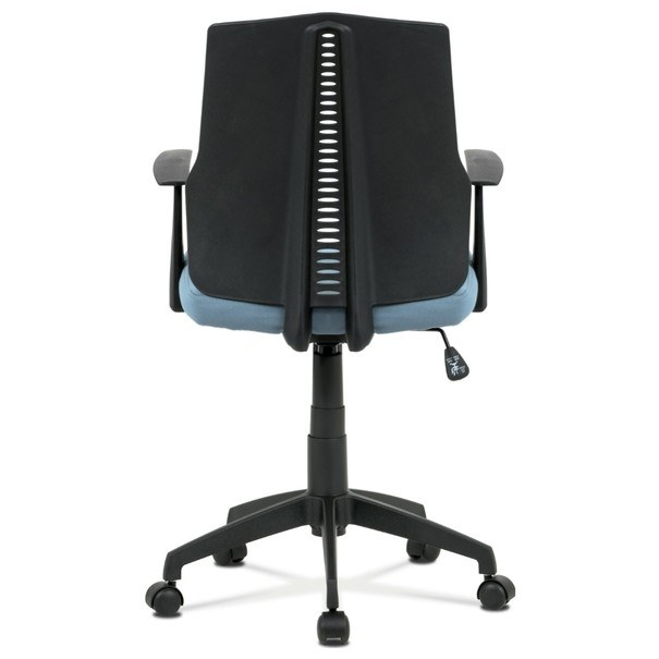 Kancelárska stolička OLIVER modrá 5