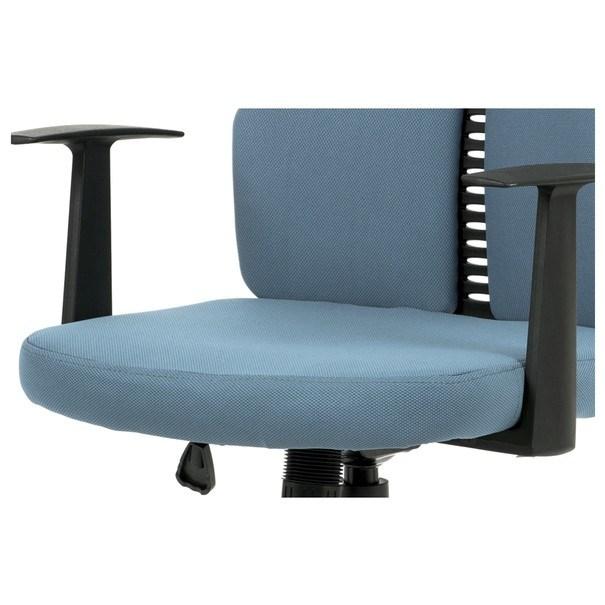 Kancelárska stolička OLIVER modrá 7