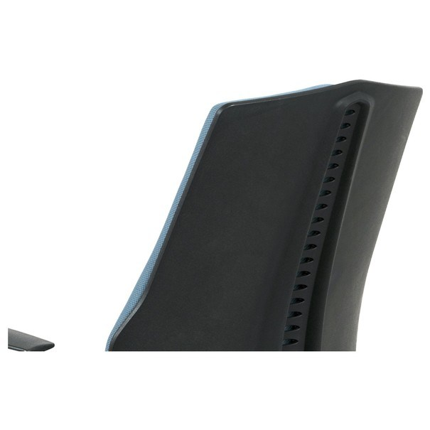 Kancelárska stolička OLIVER modrá 8